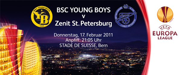 Young Boys - Zenit St. Petersburg